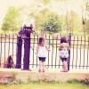 Natalie & Lilly {4 Years}